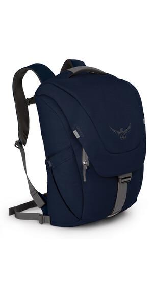 Osprey Flap Jack Daypack Herrer blå